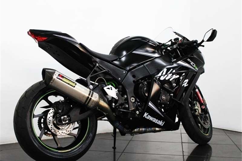 2017 Kawasaki ZX10