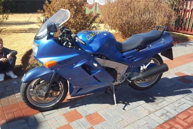 1997 Kawasaki ZX1000 - Z1000 SX ABS