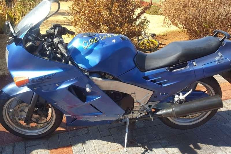 Kawasaki ZX1000 - Z1000 SX ABS 1997