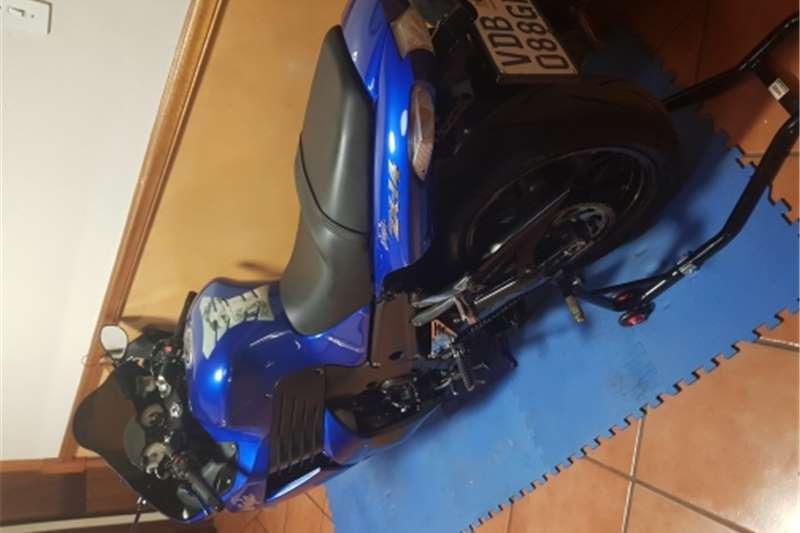 Kawasaki ZX14 Ninja 2006