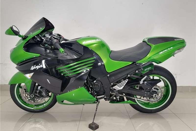 Kawasaki ZX14 Ninja 2007