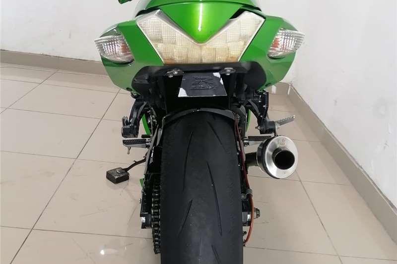 2007 Kawasaki ZX14 Ninja