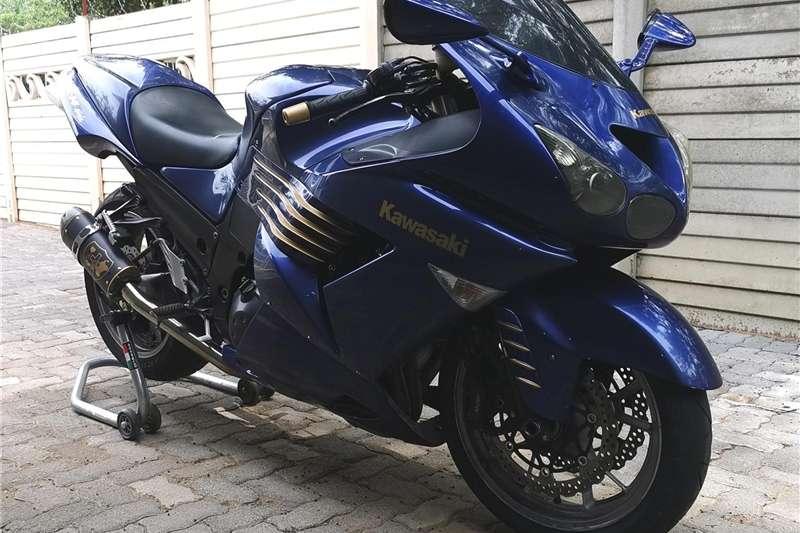 Kawasaki ZX14 Ninja 2008