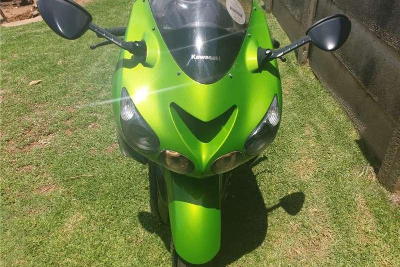 Kawasaki ZX14 Ninja 2009