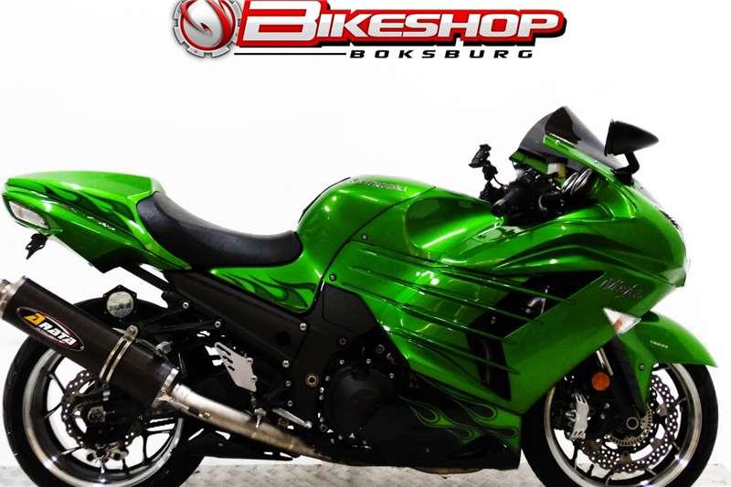 Used 2012 Kawasaki ZX14 Ninja
