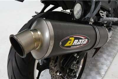 2012 Kawasaki ZX14 Ninja Special Edition