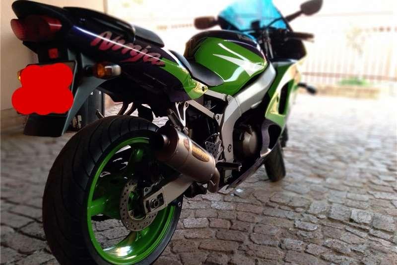 Used 1999 Kawasaki ZX6-R