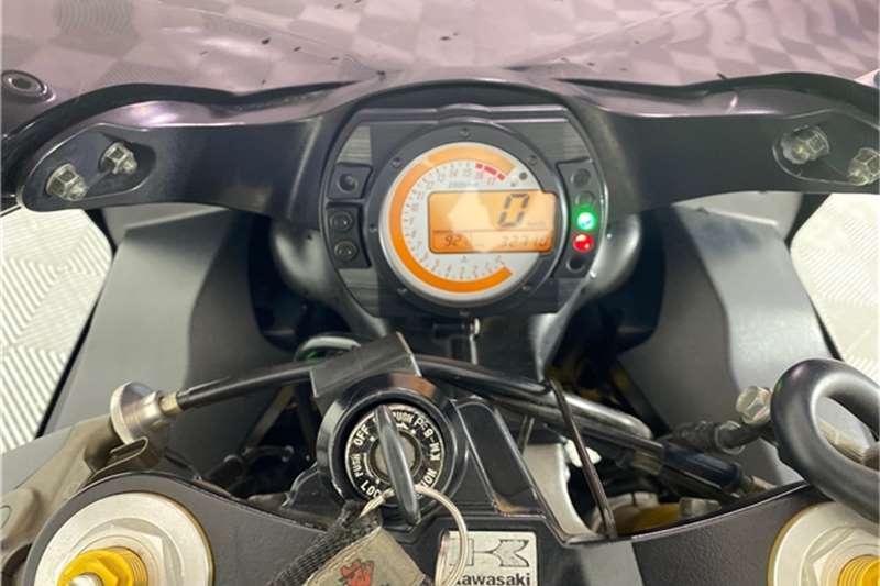 Used 2003 Kawasaki ZX6-R