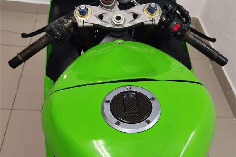 Kawasaki ZX6-R 2005