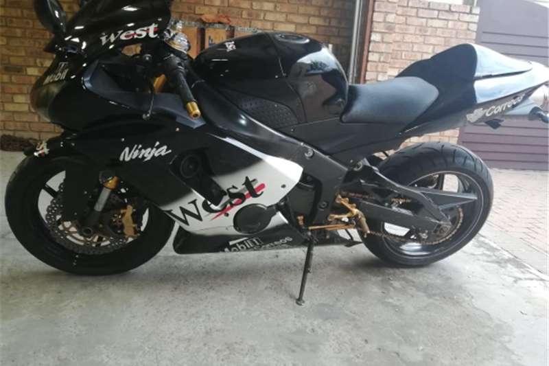 Used 2005 Kawasaki ZX6-R