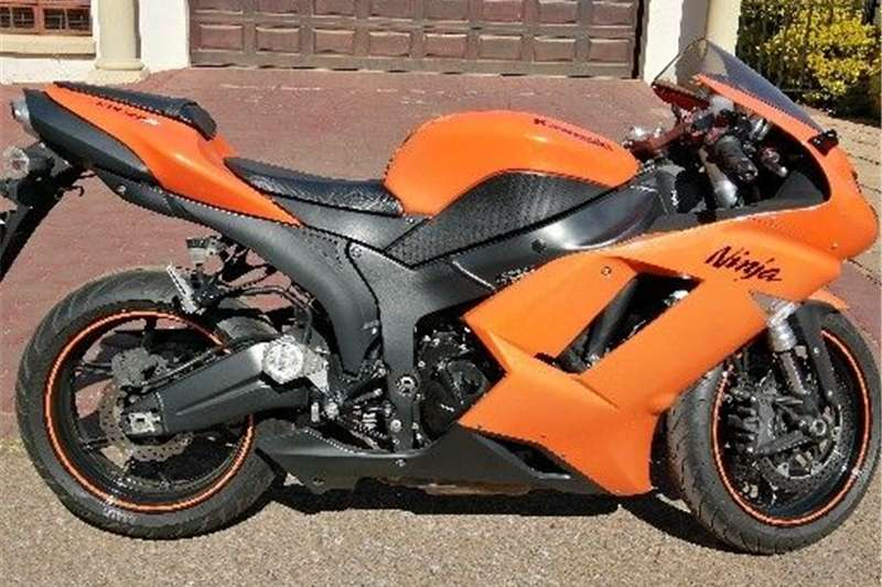 Kawasaki ZX6-R Motorcycles for sale in South Africa | Auto Mart