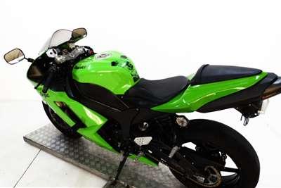 Used 2007 Kawasaki ZX6-R