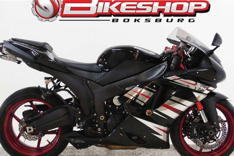 Kawasaki ZX6-R 2008