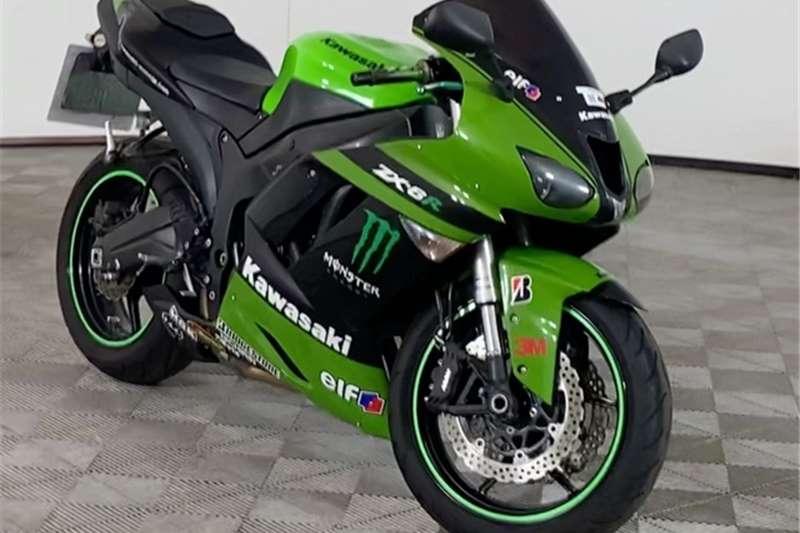 Used 2008 Kawasaki ZX6-R