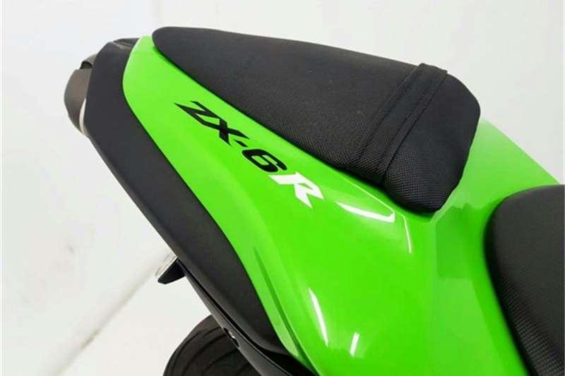 Kawasaki ZX6-R 2009