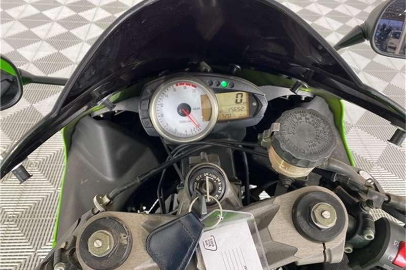 2009 Kawasaki ZX6-R