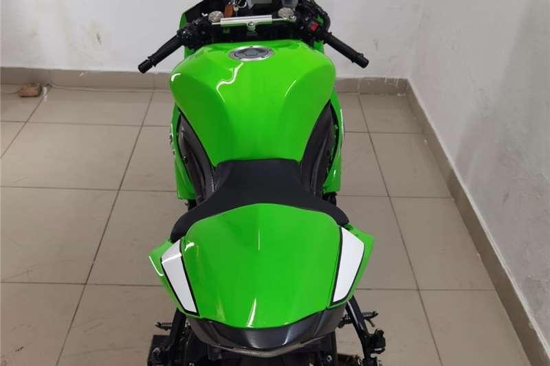 Used 2011 Kawasaki ZX6-R