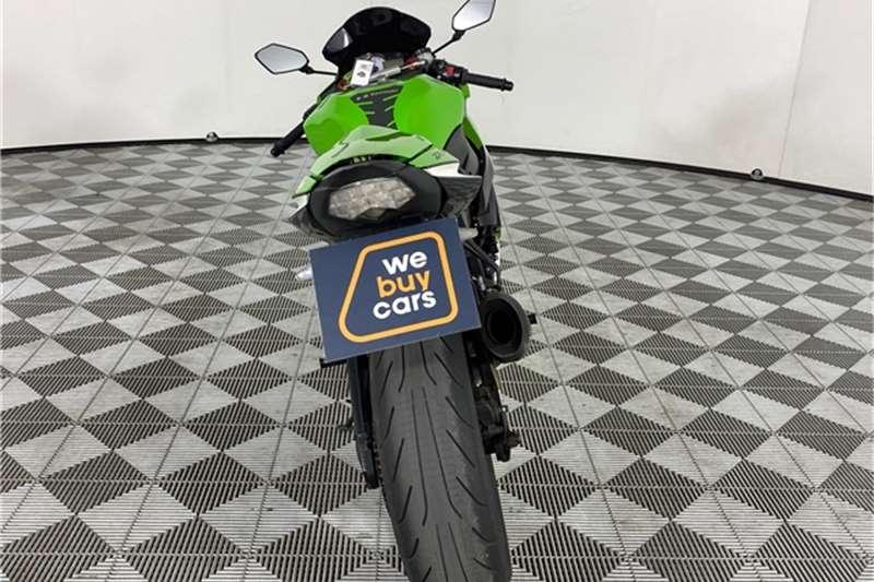 2011 Kawasaki ZX6-R