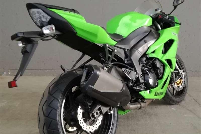 Kawasaki ZX6-R 2012