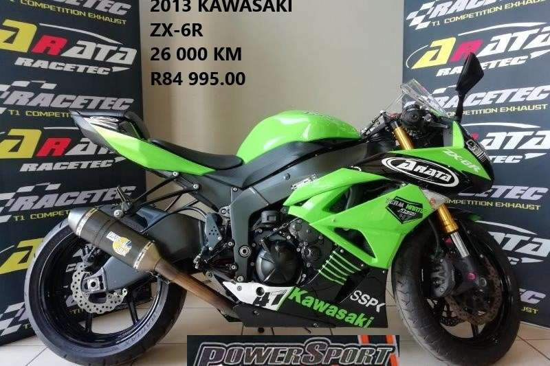 Kawasaki Zx6 R Motorcycles For Sale In South Africa Auto Mart