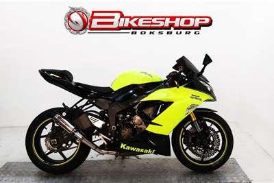 2013 Kawasaki ZX6-R