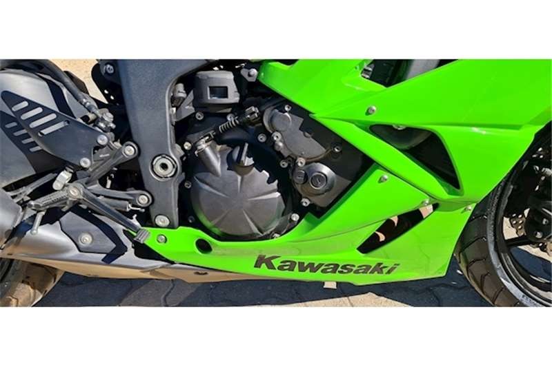 Used 2020 Kawasaki ZX6-R
