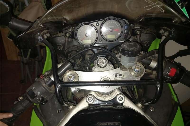 Used 0 Kawasaki ZX6-R