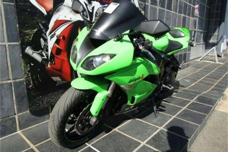 Kawasaki ZXR 2009
