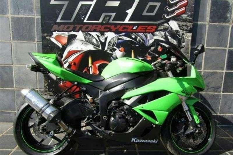 2009 Kawasaki ZXR