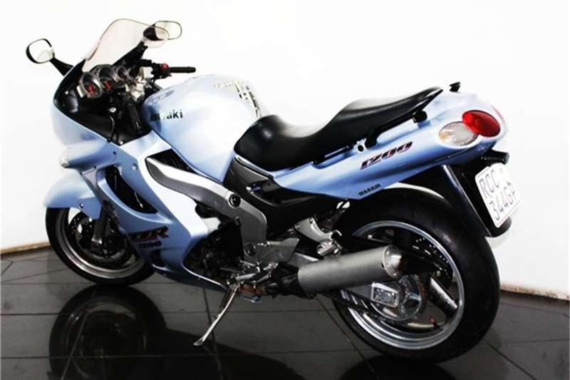 Used 2003 Kawasaki ZZR