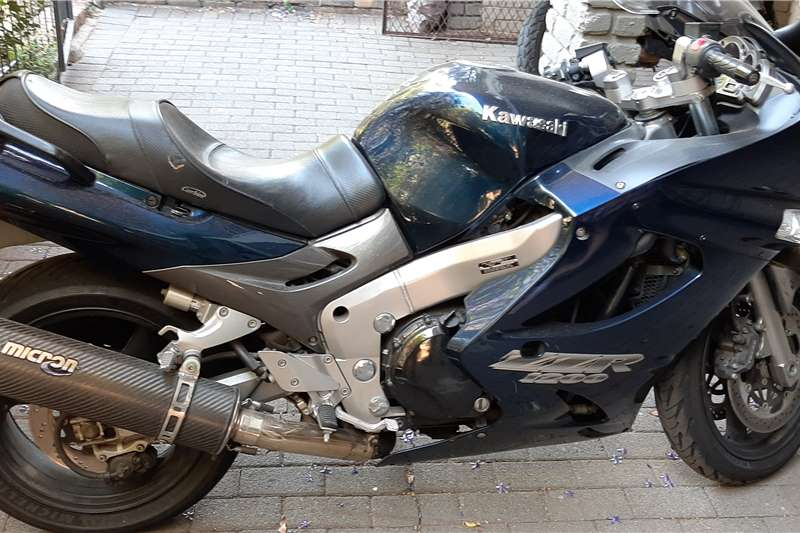 Used 2005 Kawasaki ZZR