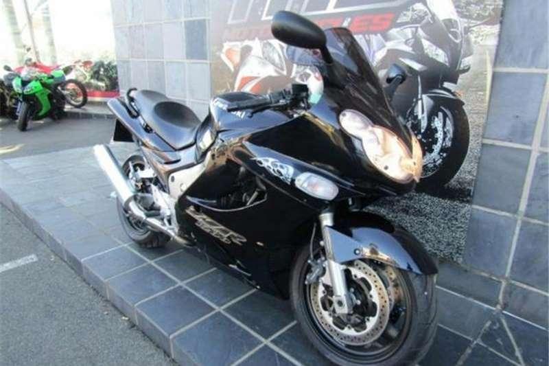 2002 Kawasaki ZZR