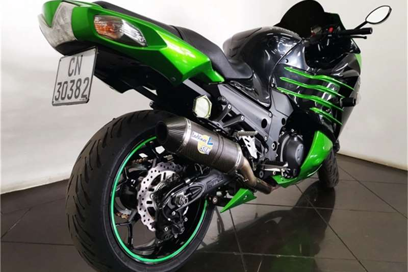 Used 2014 Kawasaki ZZR