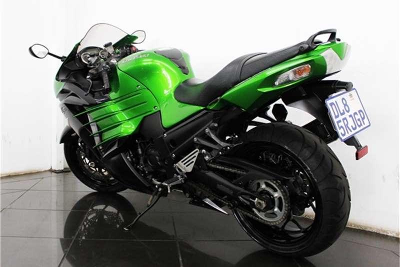 Kawasaki ZZR 1400 2015