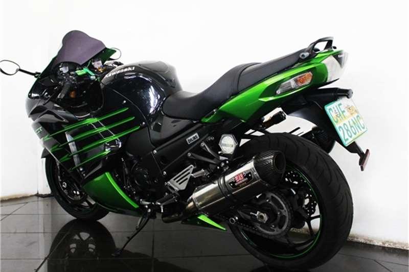 Used 2015 Kawasaki ZZR