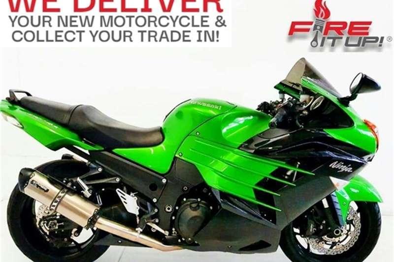 Kawasaki ZZR 1400 immaculate 2015