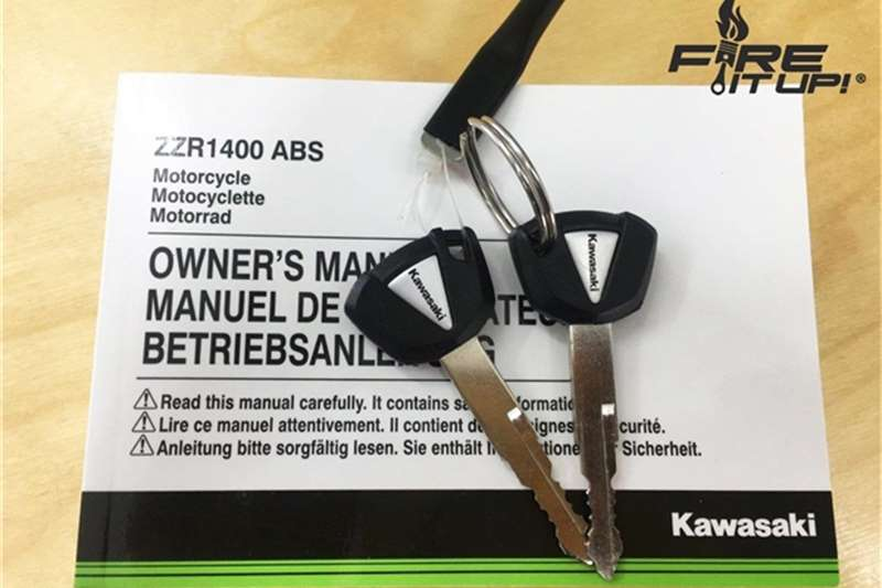 Kawasaki ZZR 1400 Ohlins 2018