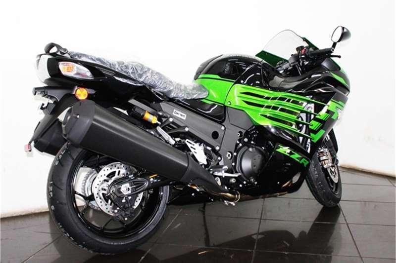 Kawasaki ZZR 1400 Ohlins 2021