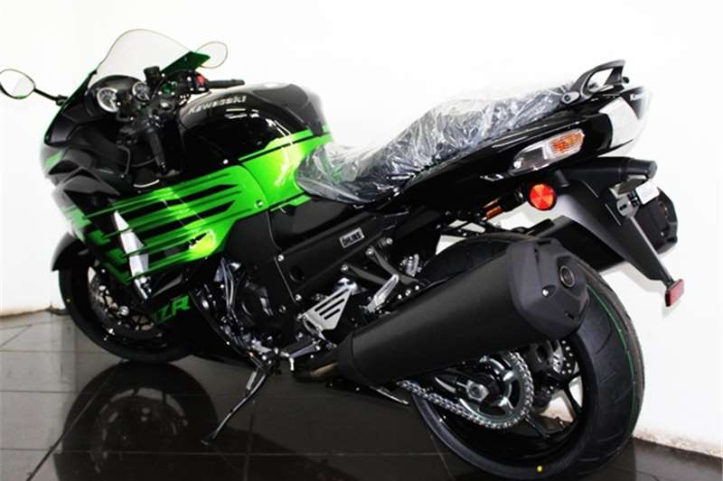 Used 2021 Kawasaki ZZR