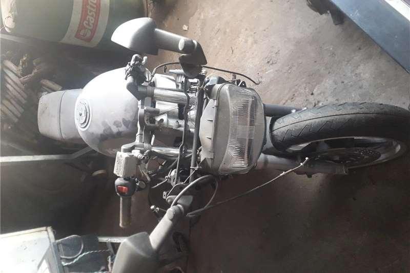 Kawasaki ZZR 1990