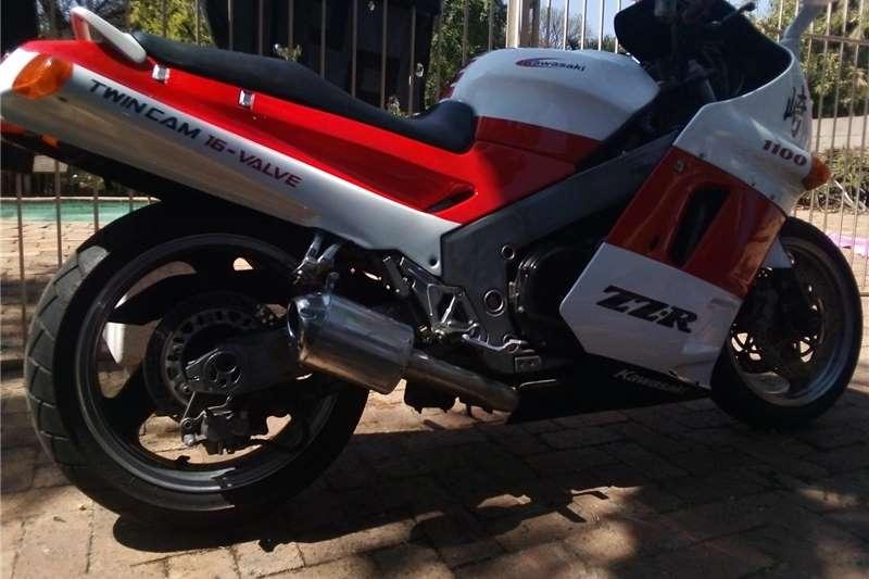 1991 Kawasaki ZZR