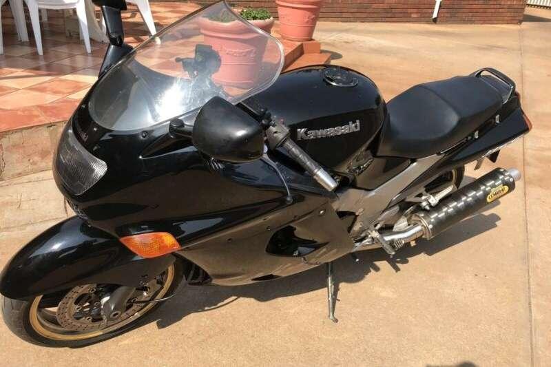 Kawasaki ZZR 1998