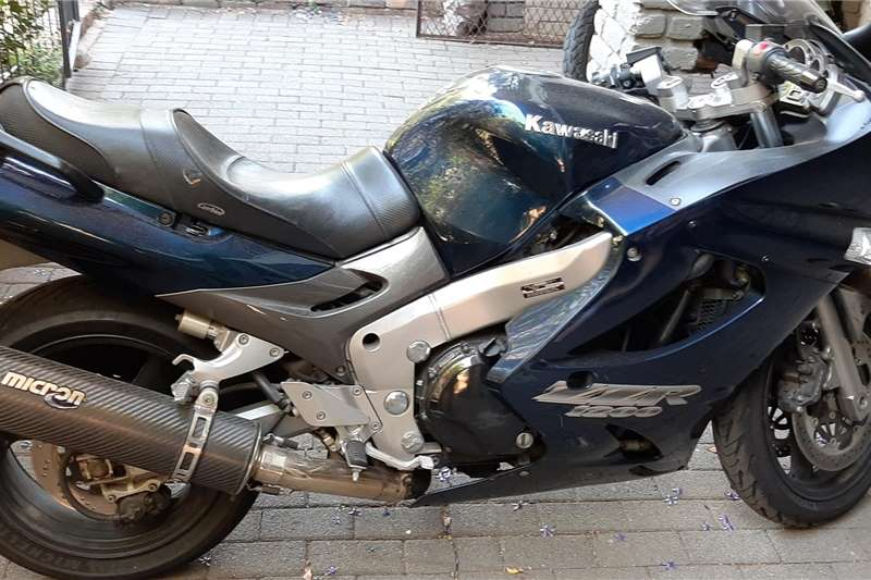 Kawasaki ZZR 2005