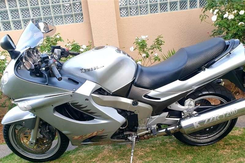 Kawasaki ZZR 2006