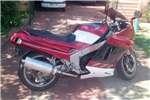 Kawasaki ZZR 2007