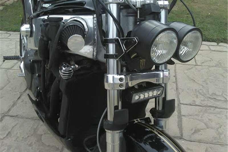 Kawasaki ZZR 2008