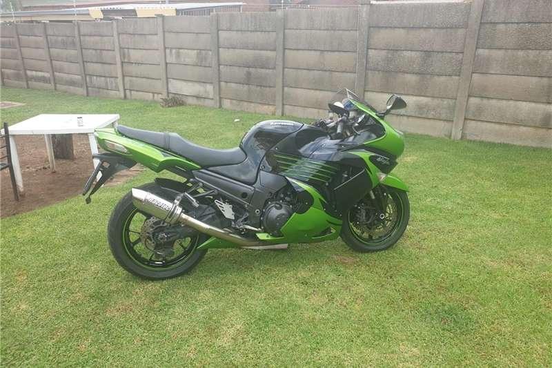 Kawasaki ZZR 2009