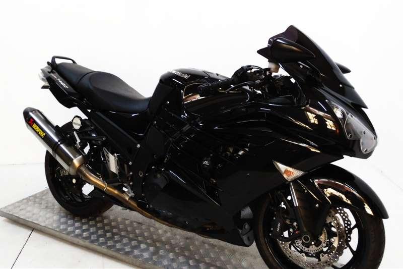 2012 Kawasaki ZZR