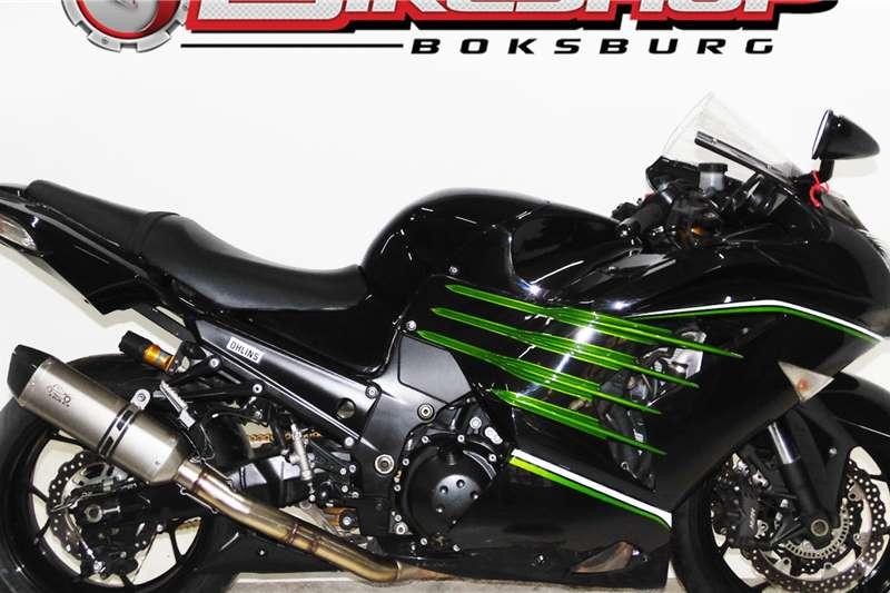 Kawasaki ZZR 2015