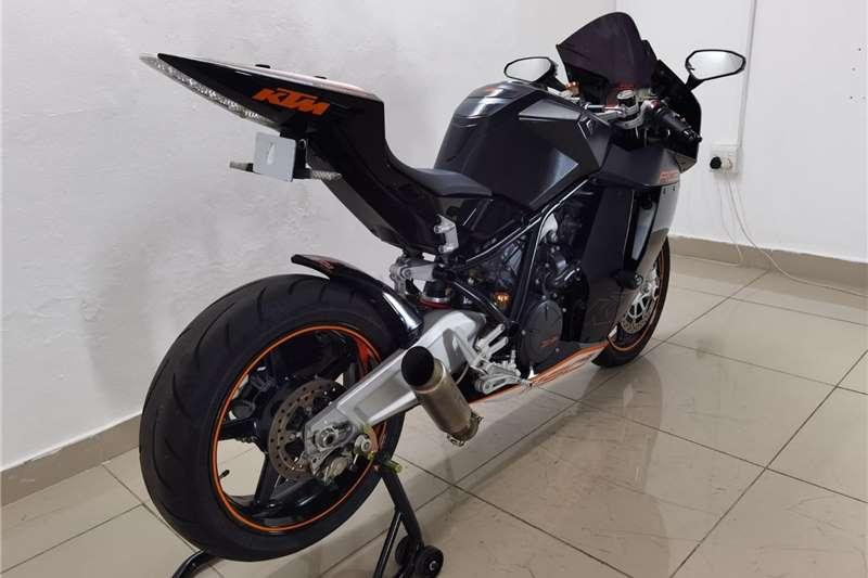Used 2009 KTM 1190